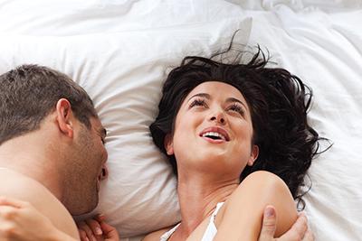 Девушка не чествует ни чего во время секса
