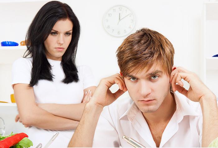 любовница унижает жену