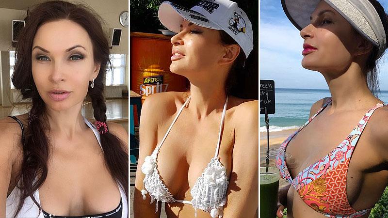 Эвелина Бледанс увеличила грудь