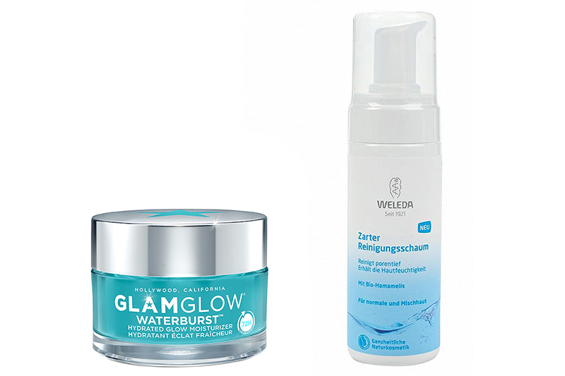 Glamglow Waterburst - Weleda