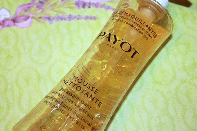 Payot Cleansing and Anti-bacterial Gel