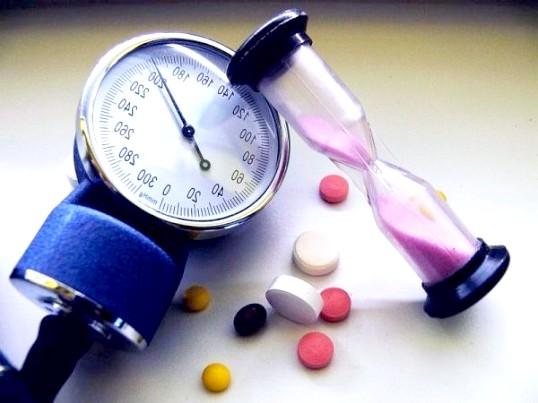 Как понизить давление без таблеток