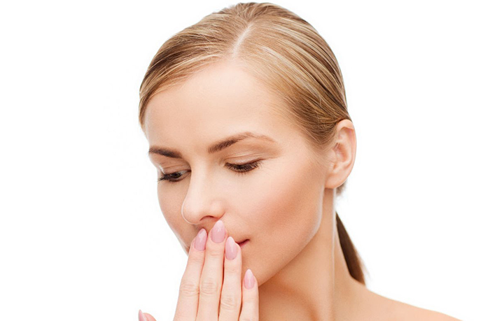 причины запаха изо рта у йорка