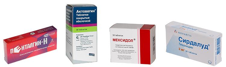 Сильные обезболивающие препараты при болях в спине