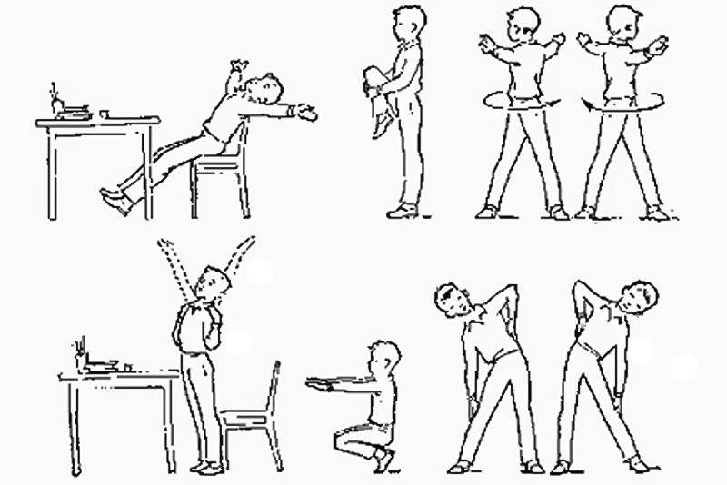 комплекс упражнения на всех уроков с картинками центре внимания британская