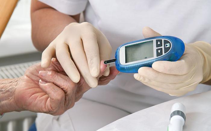 Темные ноги от диабета как лечить